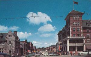 Main Street , KENORA , Ontario , Canada , PU-1961