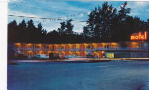 Schell's Motel , VERNON , B.C. , Canada , PU-1962
