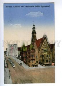 174083 GERMANY BRESLAU Vintage RPPC Rundfunk mark