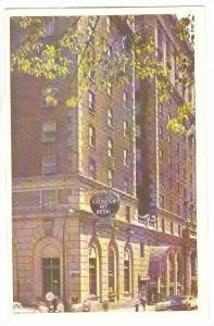 Sheraton Mt. Royal Hotel, Montreal, Quebec, Canada, 40-60s