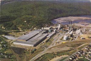 International Paper Mill , La Tuque , Quebec , Canada , 50-70s