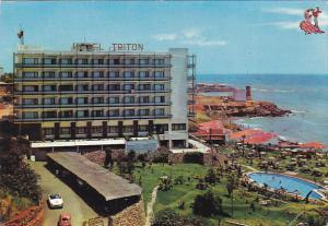 Italy Costa Del Sol Torremolinos Hotel Triton Swimming Pool