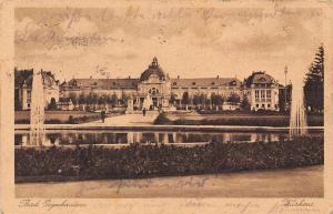 Bad Oeynhausen Kurhaus Brunnen Fountains Casino