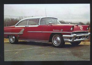 1955 MERCURY MONTCLAIR CAR DEALER ADVERTISING POSTCARD '55 MERCURY