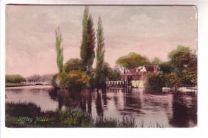 Lovely Tinting, Iffley Mill, Oxford, England, Friths Series 45192