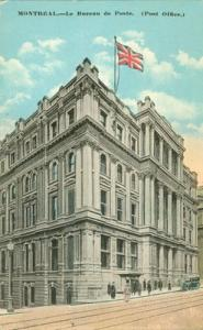 Canada, Montreal, Le Bureau de Poste, Post Office, early ...