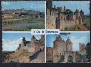 La Cite de Carcassone,France BIN
