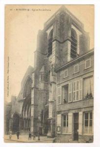 Saint-Dizier , Haute-Marne department , France. 00-10s Eglise Notre-Dame