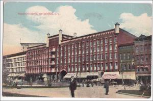 Woodruff Hotel, Watertown NY