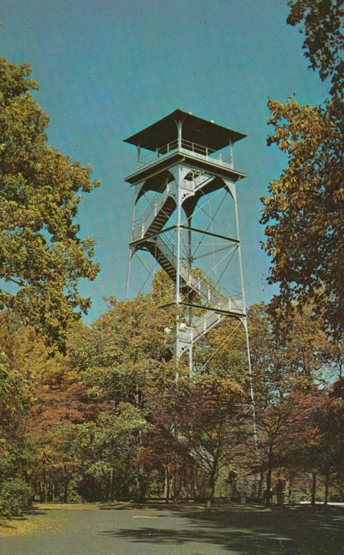 VALLEY FORGE , 50-60s , Observation Tower