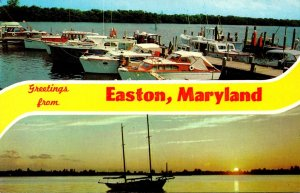 Maryland Greetings From Easton
