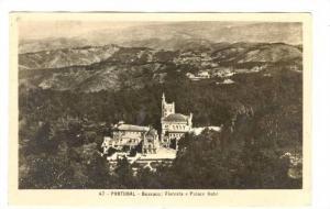 RP: Bussaco : Floresta e Palace Hotel , Portugal, 20-40s