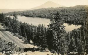 OR - Suttle Lake  RPPC