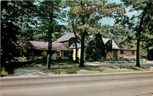 Elmhurst IL~Phillips-Petersen Stone Cottage~Catering To Weddings, Banquets~1955