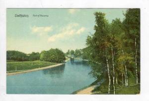 River or Canal Scene / Parti af Slussarna,Trollhattan,Sweden 1900-10s