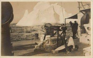 RP: Ship passing an Iceberg , 00-10s