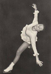 RP: Figure Skating , 1950-60s ; #1
