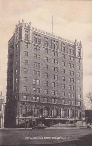 New Jersey Elizabeth Hotel Winfield Scott