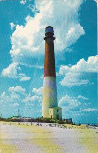 Barnegat Lighthouse Long Beach Island New Jersey 1959