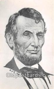 Abraham Lincoln, 16th President