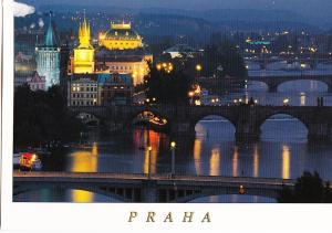 Czech Republic, Praha, Prague, used Postcard