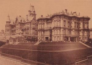 Hopkins & Stanford Residence - San Francisciana