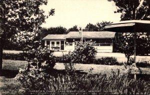Maine Newport Lake Sebasticook Christie's Camps