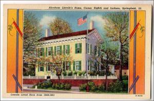 IL - Abraham Lincoln's Home, Springfield