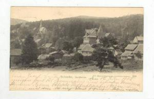 Dorfpartie, Schierke (Saxony-Anhalt), Germany, 1900-10s