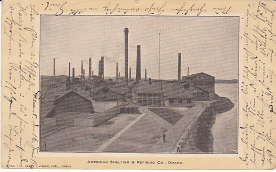 American Smelting and Refining Co. Omaha