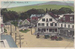 HILLSBORO , New Hampshire , 00-10s ; Central Square