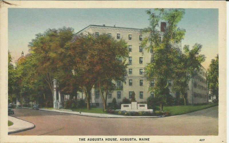 The Augusta House, Augusta, Maine