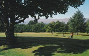Golf Course , POWELL RIVER , B.C. , Canada , 1950s-60s #2