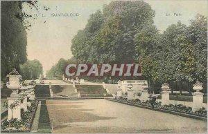 Postcard Old Saint Cloud Park