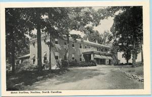 NC - Norlina, Hotel Norlina