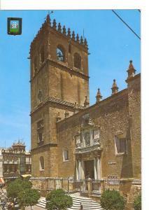 Postal 025060 : Catedral siglo XIII Badajoz
