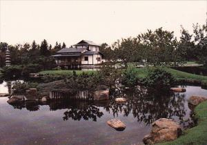 Canada This Authentic Japanese Garden Was Building By The City Lethbridge Alb...