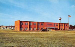 Elkton Maryland~Thiokol Chemical Corp~Rocket Fuel Factory~Engines~1960s Postcard