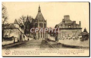 Old Postcard Bonsecours Chaussee de Conde