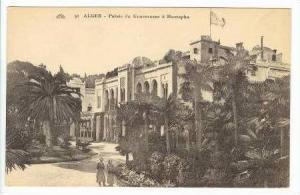ALGER- Palais du Gouverneur a Mustapha, 00-10s