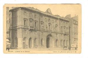 L'Hotel De La Douane, Rouen (Seine Maritime), France, 1900-1910s