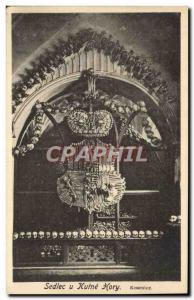 Postcard Old Sedlec Kostnice Hory u Kutné