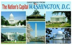 Washington D.C. Multiple Monument Views PC919