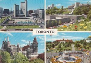 Canada the City Hall On Phillips Square Casa Loma North Americas Only Resl Tu...