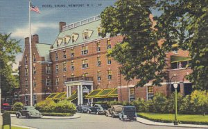Rhode Island Newport Hotel Viking
