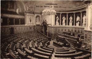 CPA Paris 6e Paris-Luxembourg-Salle des Séances du Sénat (312378)