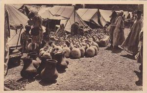 Casablanca , Morocco, 00-10s ; Marchands de Poterie