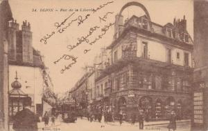 DIJON, Rue de la Liberte, Cote d'Or, France, 00-10s