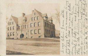 RP: WHITESVILLE , Massachusetts, 1906 ; High School