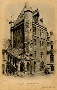 France - Dijon. Tower of Bar